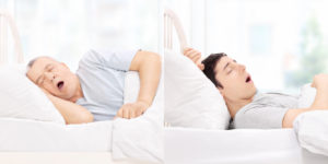 Why To Take Snoring Seriously Featured Image - Drake Family Dentistry