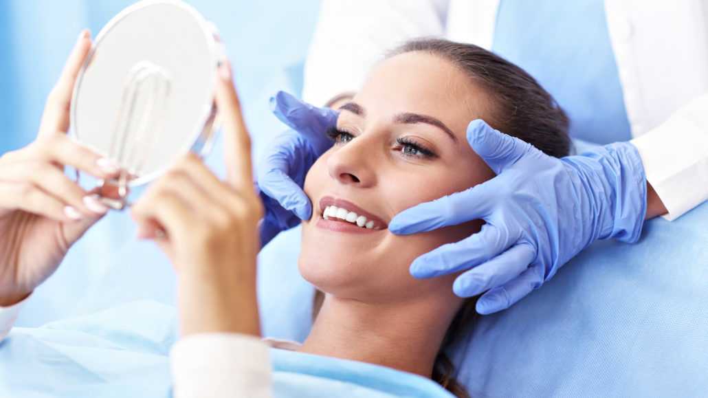Types of Cosmetic Dentistry Treatments Featured Image - Drake Family Dentistry